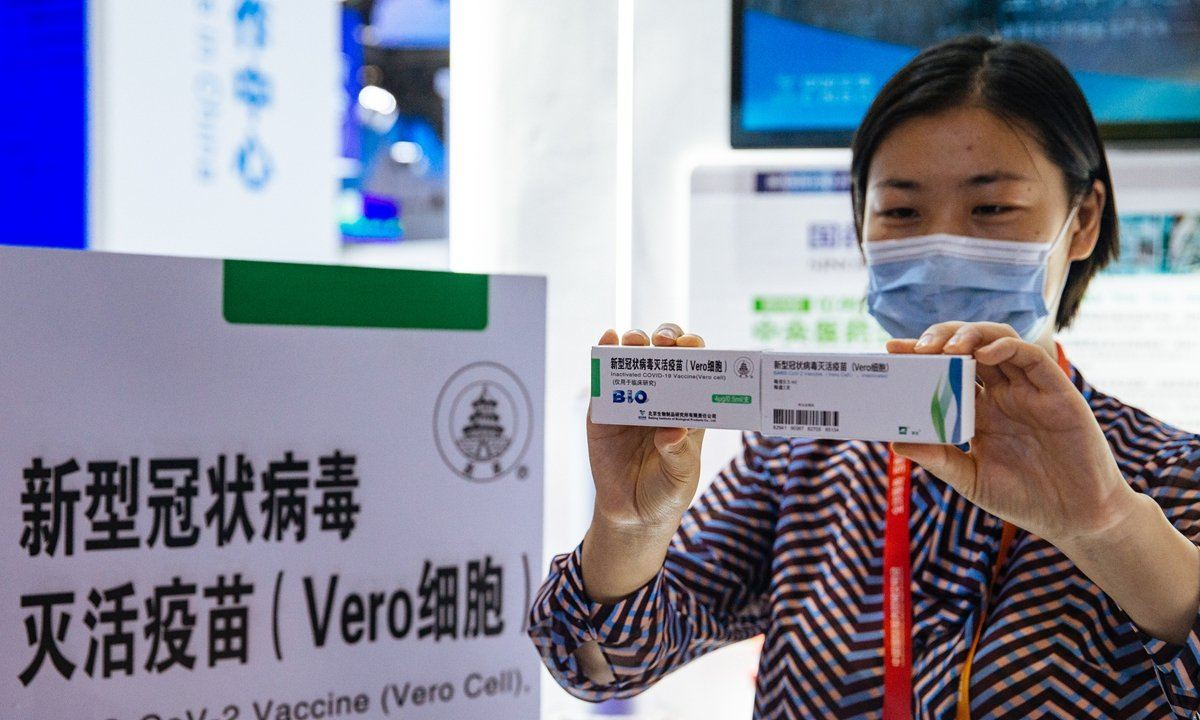 China��s COVID-19 vaccine could be ready for public in November: expert
