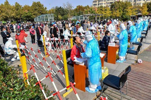 China's Qingdao: Over half of 9 million residents swabbed for COVID-19