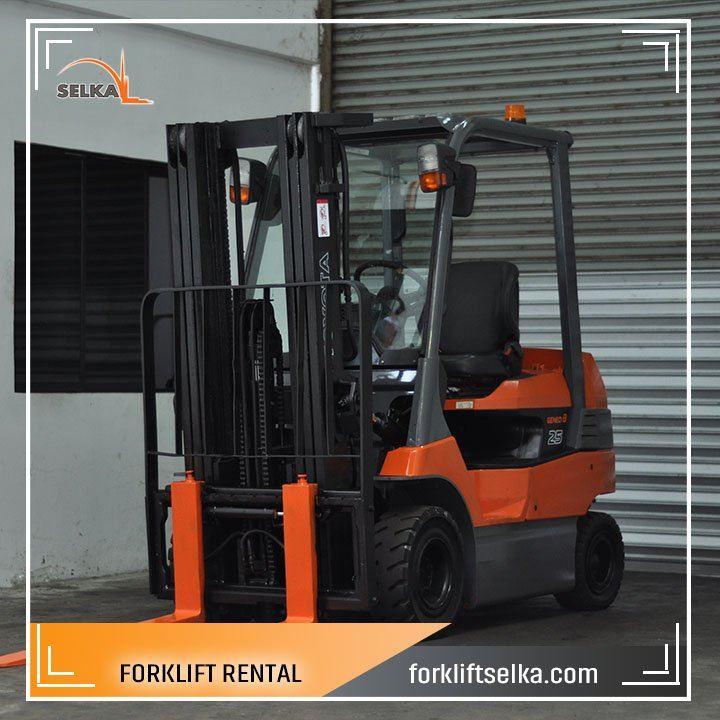 High quality forklift for rental