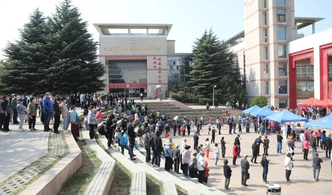 Qingdao health authorities identify source of latest COVID-19 cluster