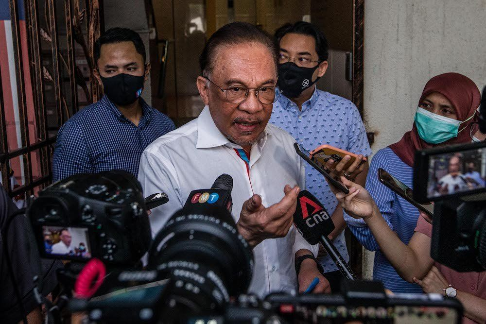 Anwar reveals bipartisan appeal for Agong to lift Emergency or reconvene Parliament
