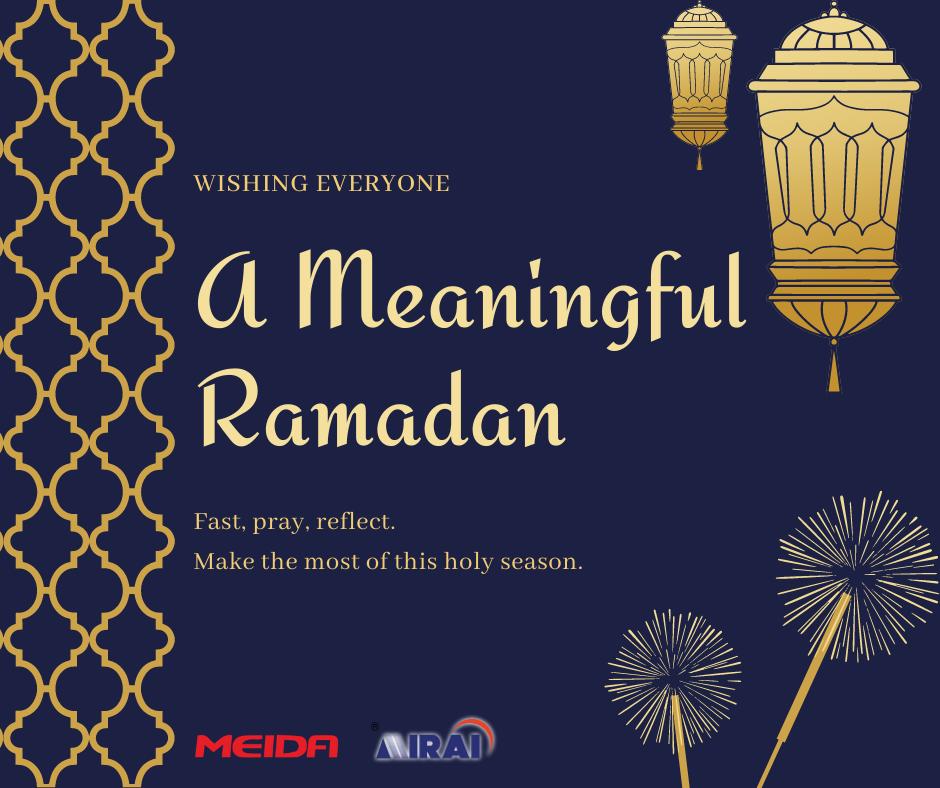 Happy Ramadan 2021!