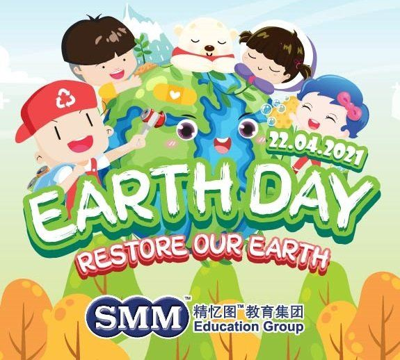 MRC Nationwide Earth Day Campaign 2021 - Restore Our Earth