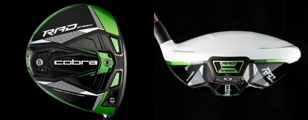 Cobra releases limited-edition Majors RadSpeed driver collection PM 0193594530THE GOLF MAHARAJAH BUSINESS PRO S.A.K.