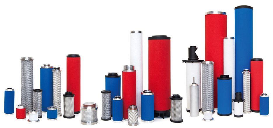 Compatible Air Filter Element for AFE, Atlas Copco, Ingersoll-Rand, Kaeser, Airflux, Parker Dominick Hunter, SMC, CKD, OMI, Friulair & etcs.