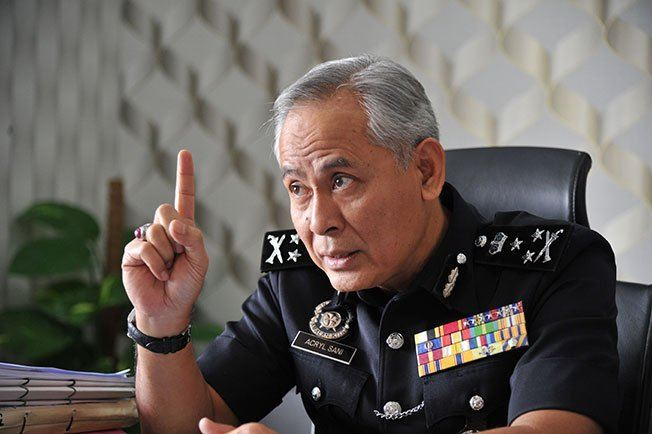 PDRM hikes security following Israeli threat