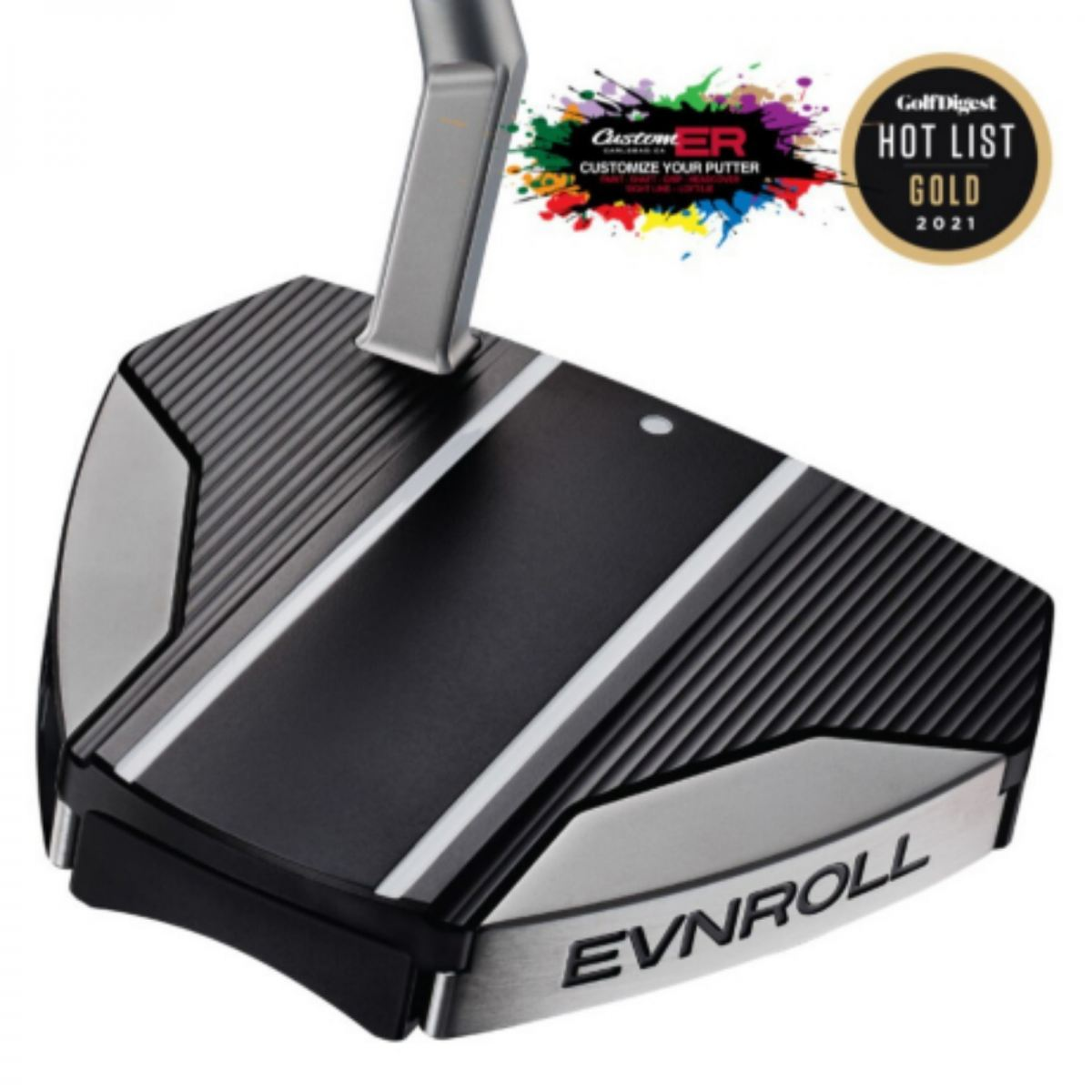 New 2021/2022 Evenroll Putters are here at the No 1 Golf Boutique V K Golf ECommerce Platform now.  Promo Mco 3.0 Phase 1 & 2 deal below with FREE 1 Dozen Titleist PRO V1 Golf Ball and Guaranteed Free Zero Cost delivery within Peninsular Malaysia only