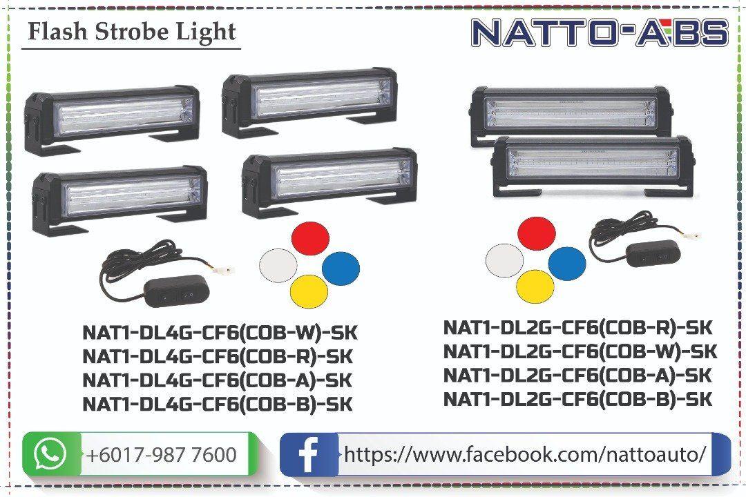 Flash Strobe Light