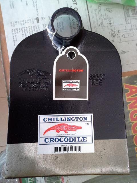 Cangkul Crocodile