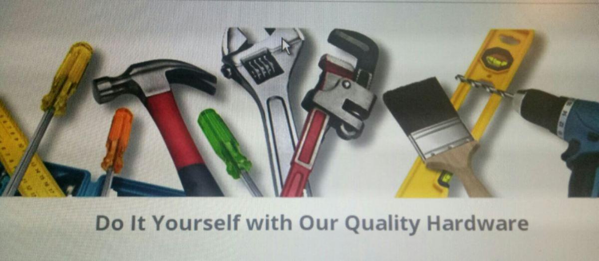 Quality Hardware Tools