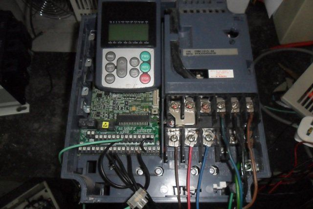 FRN11G1S-4A 11KW Fuji Inverter Checking And Repair In Johor Malaysia(Washing Machine)
