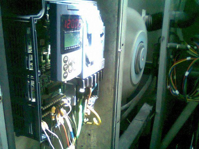 BIG WASHING MACHINE PROJECTS MALAYSIA(USING FUJI INVERTER FRN11G1S-4A)(PICTURE 3)
