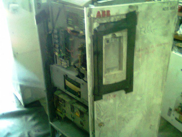 ABB INVERTER ACS 600 90KW CHECKING AND REPAIR IN MALAYSIA