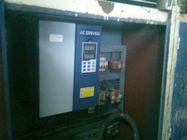 22KW POWTRAN INVERTER IN CHEMICAL FACTORY MALAYSIA