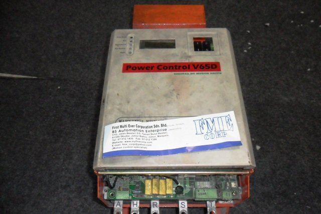 V65D DC CONTROLLER REPAIR IN MALAYSIA