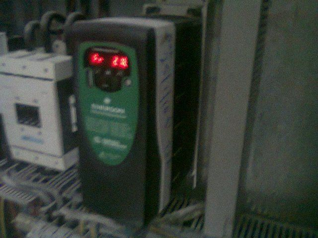 CONTROL TECHNIQUES INVERTER Commander SK INSTALLATION IN MALAYSIA