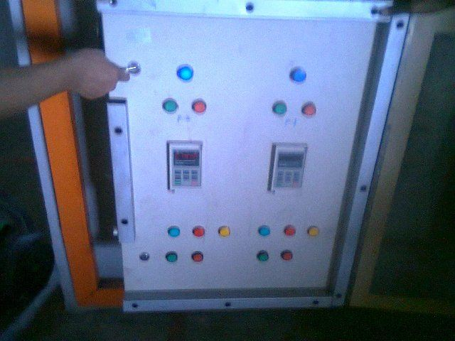 15KW Inverter Control Panel For Cooling Tower Water Pump (pic 1)