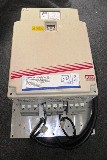 Repair and Service KEB Inverter 20.f4.fn4.4uo1(Demag Injection Machine)IN MALAYSIA AND SINGAPORE