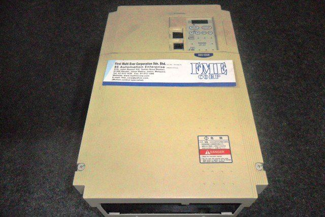 TOSHIBA TRANSISTOR INVERTER VFA7-2220P 22KW FOR YAMADA DOBBY MACHINE REPAIR IN SINGAPORE , MALAYSIA