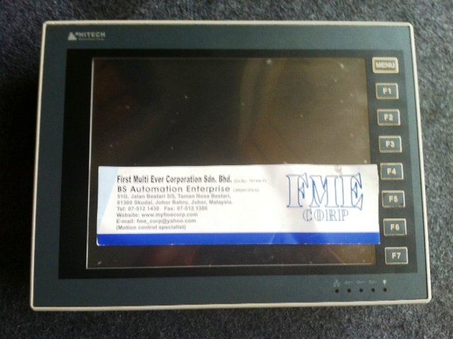 HITECH PWS6A00T-P Touch Screen Repair ,Program and Service In Johor Malaysia , Singapore and Indones