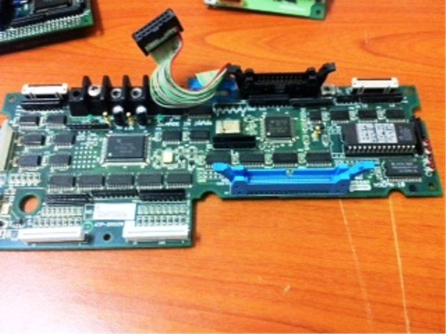 4TP-2A520 NISSEI INJECTION MOULDING PCB BOARDS REPAIR IN JAKARTA INDONESIA