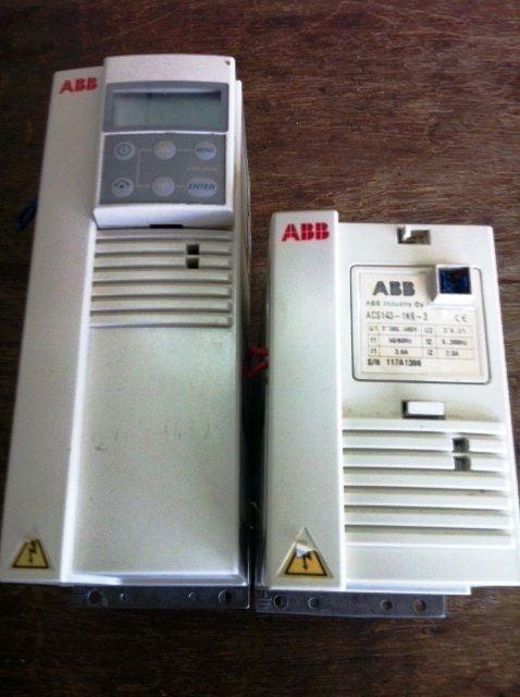 ABB INVERTER VSD ACS140 ACS141 ACS143-1K6-3 -2K1-3 -2K7-3 -4K1-3 REPAIR JOHOR MALAYSIA