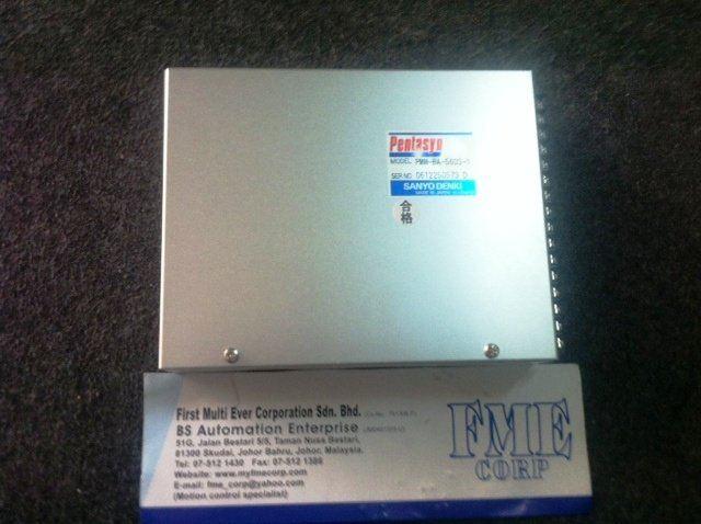 SANYO DENKI STEPPER CONTROLLER PENTASY PMM-BA-5603-1 REPAIR MALAYSIA