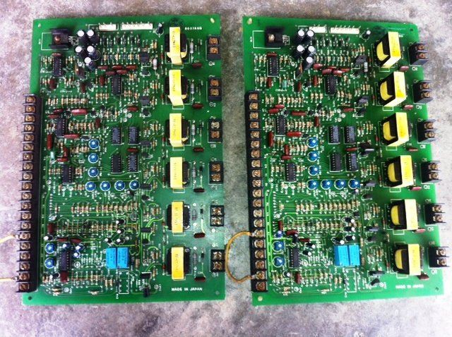 RECTIFIER CONTROL BOARDS 8607A6G  REPAIR IN MALAYSIA