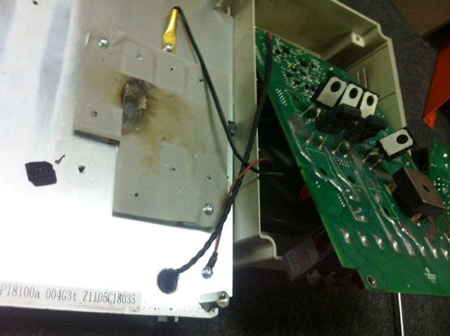 POWTRAN INVERTER PI8600A THE WORST QUALITY INVERTER FROM CHINA