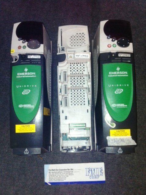 CONTROL TECHNIQUES EMERSON UNIDRIVE SP1406 SP2401 SP2402 SP2403 SP3401 SP3402 SP3403 NETHERLANDS