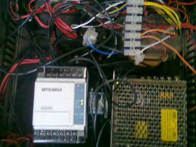 Using Mitsubishi PLC AS The Main Control