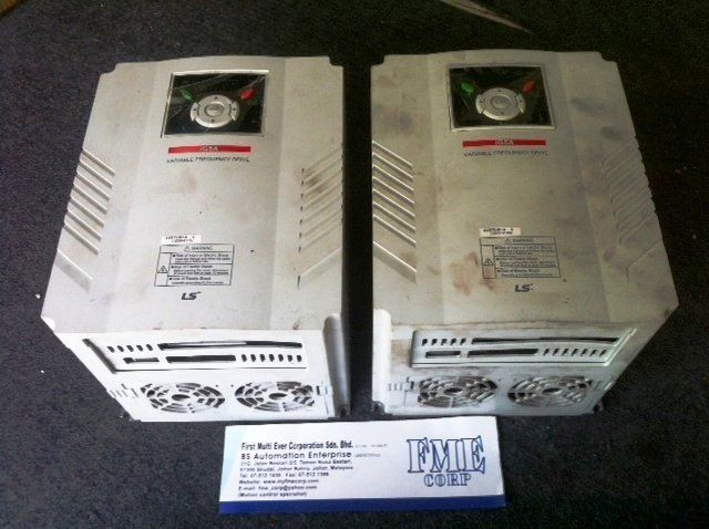 LS IG5A VARIABLE FREQUEMCY DRIVE LS INVERTER SV075IG5A-4 REPAIR IN MALAYSIA INDONESIA