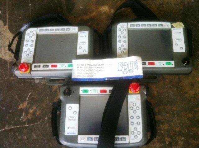 HARMO ROBOT PENDANT CONTROLLER RCP-2000 RCP-2600 REPAIR IN MALAYSIA INDONESIA SINGAPORE THAILAND