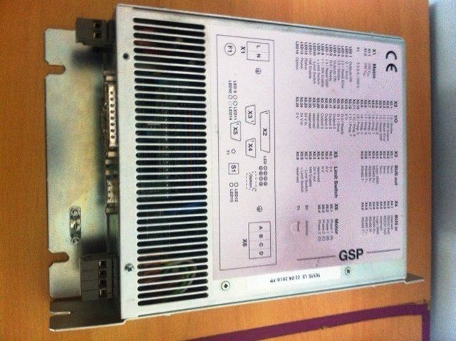 GSP STEPPER MOTOR POWER PACK AXIS CONTROLLER GSP-CAN GSP 92-70 72-70 52-70 172-70 MALAYSIA INDONESIA