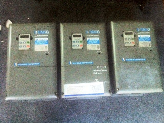 RHYMEBUS CORPORATION AC MOTOR CONTROLLERS RM5G RM5G-4040 REPAIR MALAYSIA INDONESIA THAILAND