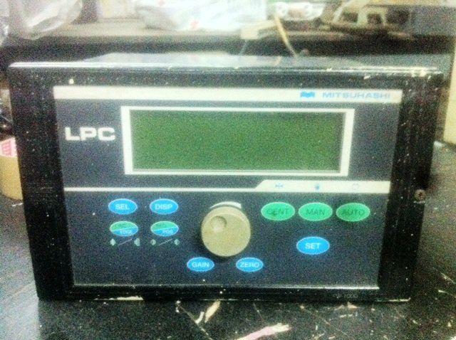 MITSUHASHI LPC CONTROLLER PW-1000 PW-2000 PW-800 PW-650 REPAIR MALAYSIA INDONESIA SINGAPORE