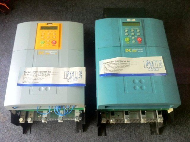EUROTHERM PARKER SSD 590 DC INTEGRATOR 590+ CONTROLLER DRIVES MALAYSIA INDONESIA SINGAPORE