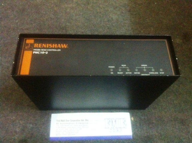 RENISHAW CMM PROBE HEAD CONTROLLER PHC10-2 PHC9 PHC MK2 REPAIR IN JOHOR MALAYSIA THAILAND INDONESIA