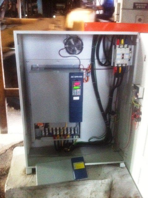 BIG BLOWER CONTROL PANEL PROJECTS IN MALAYSIA
