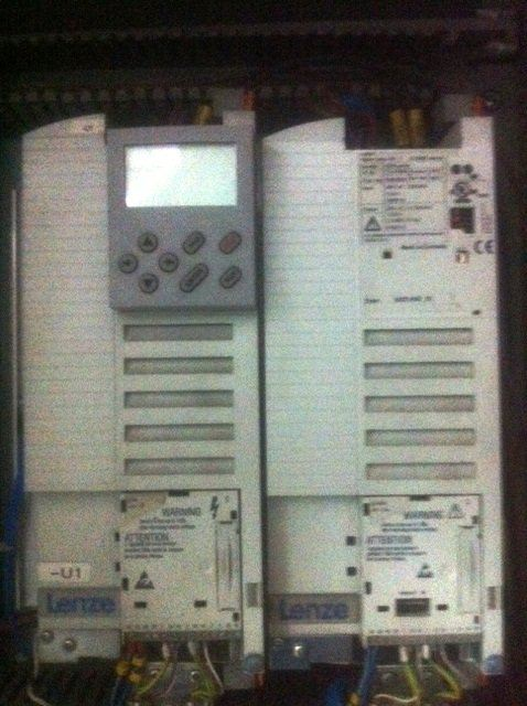 LENZE 8200 VECTOR INVERTER REPAIR MALAYSIA INDONESIA