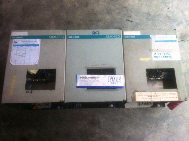 SIEMENS SIMOREG K 6RA24 DC CONTROLLER REPAIR JAKARTA INDONESIA SABAH SARAWAK MALAYSIA