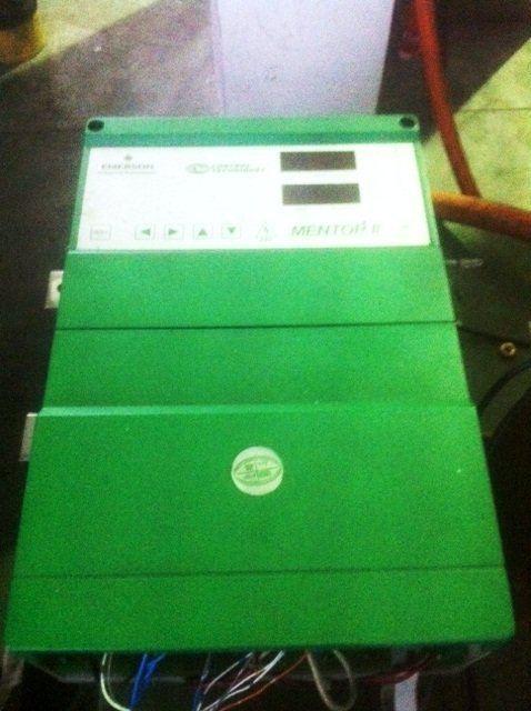 CONTROL TECHNIQUES MENTOR II DIGITAL DC DRIVE M420RGB14 M550RGB14 M700RGB14 M825RGB14 MALAYSIA