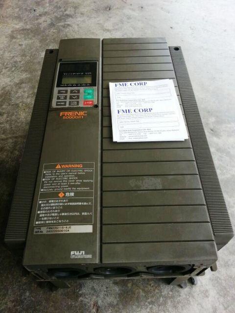 FUJI ELECTRIC FRENIC 5000G11 REPAIR MALAYSIA JAKARTA INDONESIA THAILAND