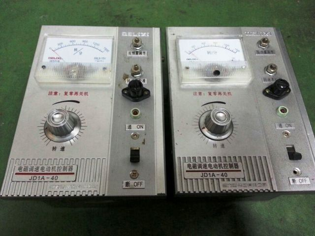 VS MOTOR CONTROLLER EDDY CURRENT CONTROLLER JD1A-40 REPAIR MALAYSIA SINGAPORE INDONESIA