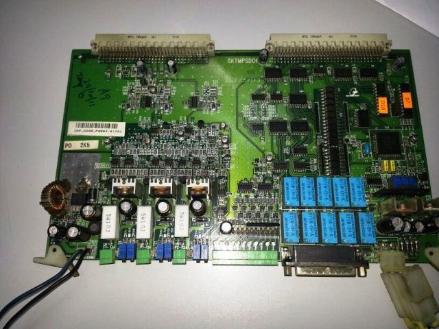HAITIAN INJECTION MACHINE 6KTMPSDC-1 PCB BOARDS REPAIR MALAYSIA INDONESIA SINGAPORE