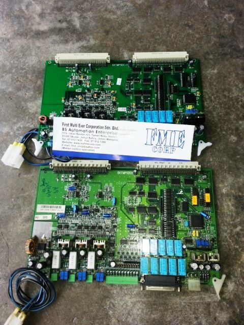 HAITIAN INJECTION MACHINE 6KTMPSDC-1 PCB BOARDS REPAIR MALAYSIA INDONESIA SINGAPORE BRAZIL MEXICO