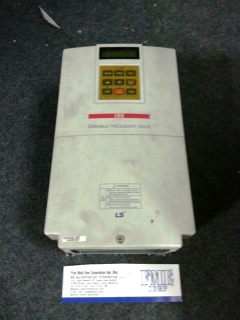 LS IS5 VARIABLE FREQUENCY DRIVE SV075IS5-4NO SV110IS5-4NO SV150IS5-4 SV220IS5-4 MALAYSIA INDONESIA