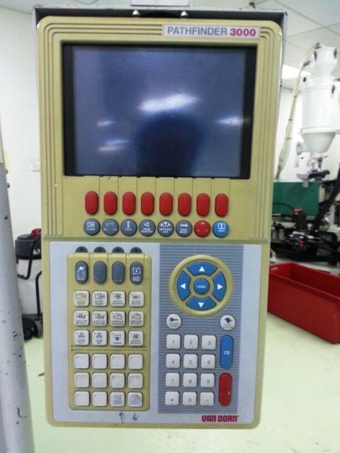 VAN DORN PATHFINDER 3000 ADVANCED MACHINE CONTROL PANEL REPAIR MALAYSIA SINGAPORE INDONESIA