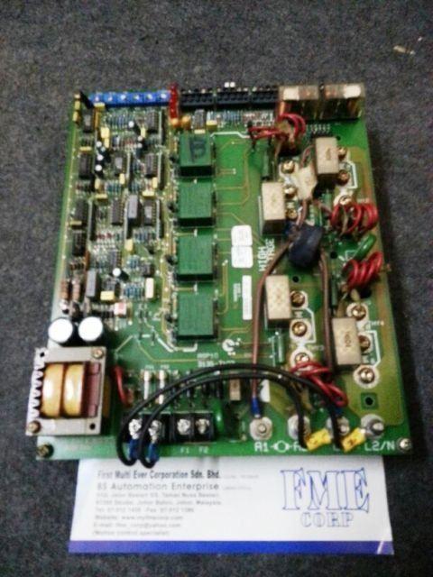 CONTROL TECHNIQUES DC MOTOR REGENERATIVE SPEED CONTROLLER 4Q2/30 4Q2/12 MALAYSIA INDONESIA SINGAPORE