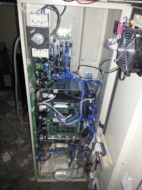 YASKAWA MOTOMAN ROBOT CONTROL PANEL DX100 HP20D ERDR-HP0020D-A00 REPAIR MALAYSIA SINGAPORE INDONESIA
